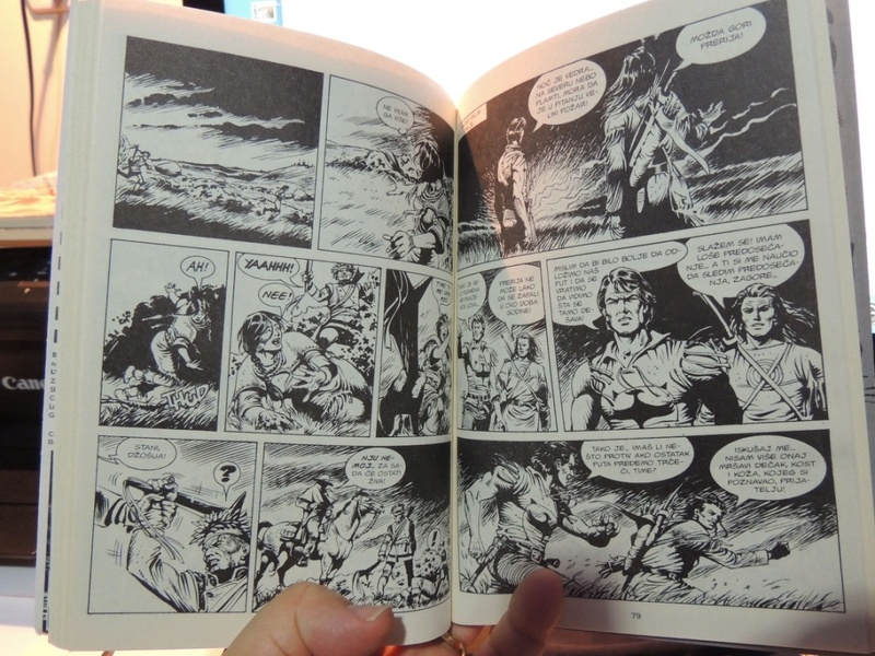 Uscite/pubblicazioni/copertine straniere di Zagor - Pagina 5 Unadju12