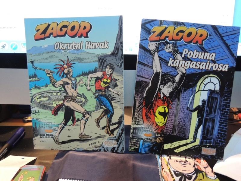 Uscite/pubblicazioni/copertine straniere di Zagor - Pagina 5 Unadju13