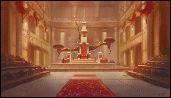 L'assemblée Pourpre [Justice] Throne10