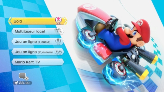[Wii U] Mario Kart 8 110