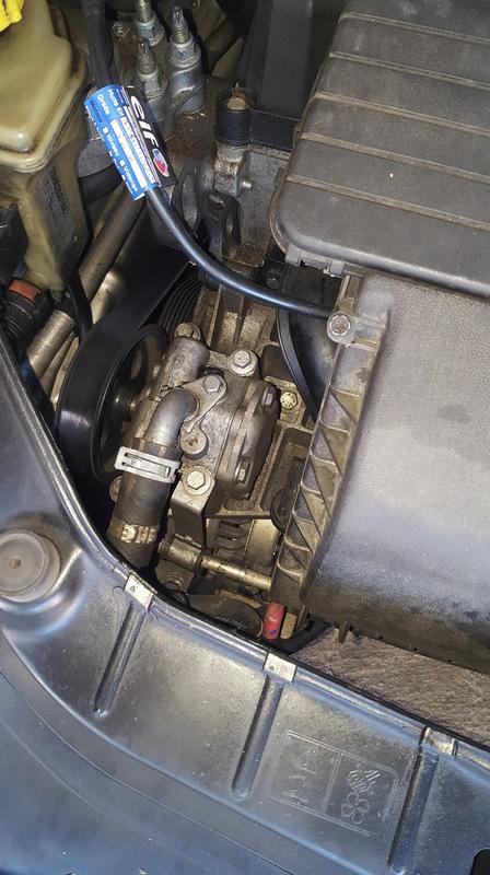 [ Ford Fiesta 1.3 ess. an 2007 ] Voyant moteur fixe 20160715