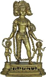 La Via Vaisnava, seguendo Krishna inteso come Vishnu Xo49sm10