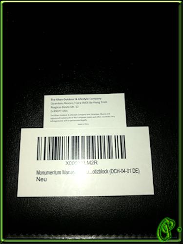 Quantum Abacus - Office - Monumentum Manager Dokumentenmappe Aufkle10
