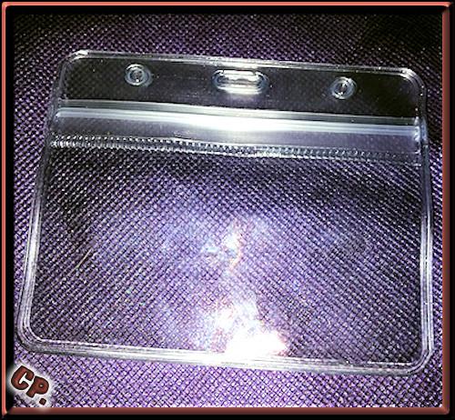 iLoveCos - Ausweishalter mit Clip Auswei10