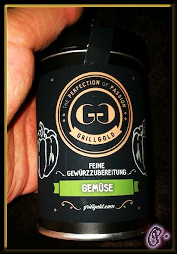 Grillgold BBQ Gewürzmischung Gemüse Geschl10