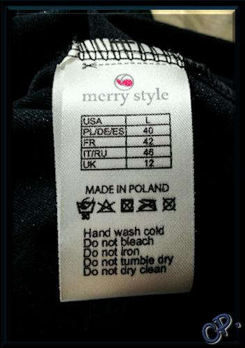 Merry Style Damen Sport Top  Infoze11