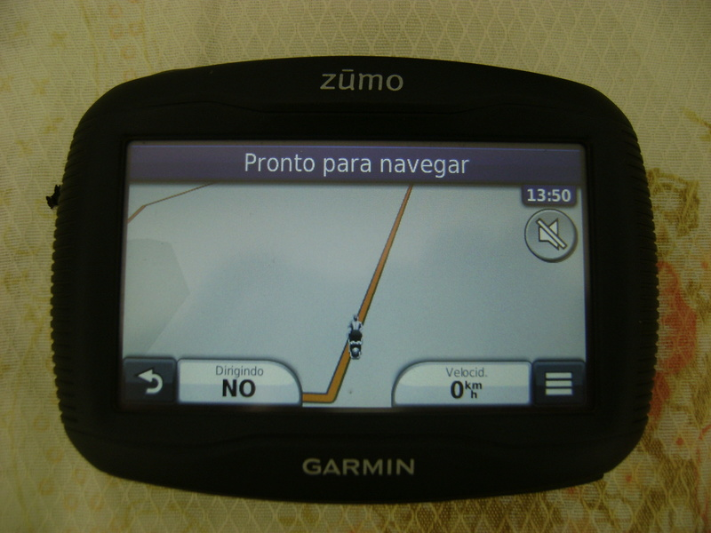VENDO - GPS GARMIN ZUMO 350LM Dsc07810