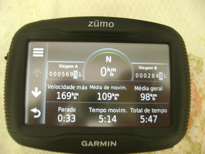 VENDO - GPS GARMIN ZUMO 350LM Dsc07811