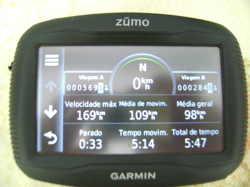VENDO - GPS GARMIN ZUMO 350LM Dsc07813