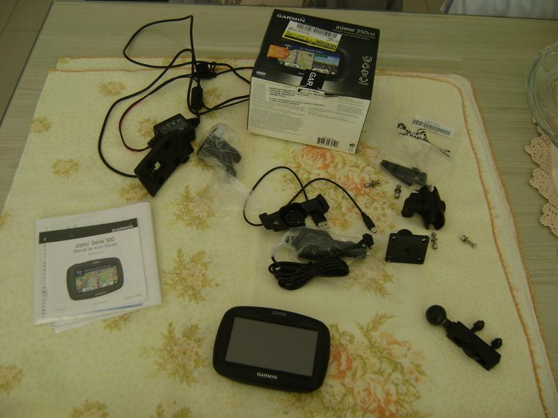 VENDO - GPS GARMIN ZUMO 350LM Dsc07818