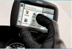 VENDO - GPS GARMIN ZUMO 350LM Yndice10