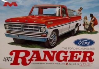 Ford Ranger 71 Moebius Img_6022