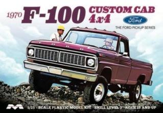Ford Ranger 71 Moebius Img_6024