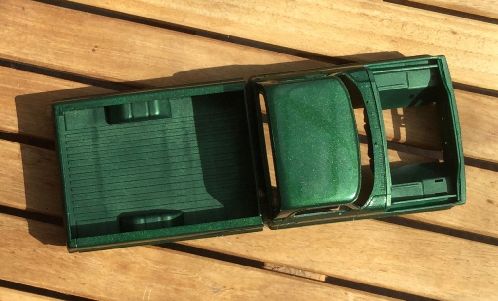 Ford Ranger 71 Moebius Img_6029