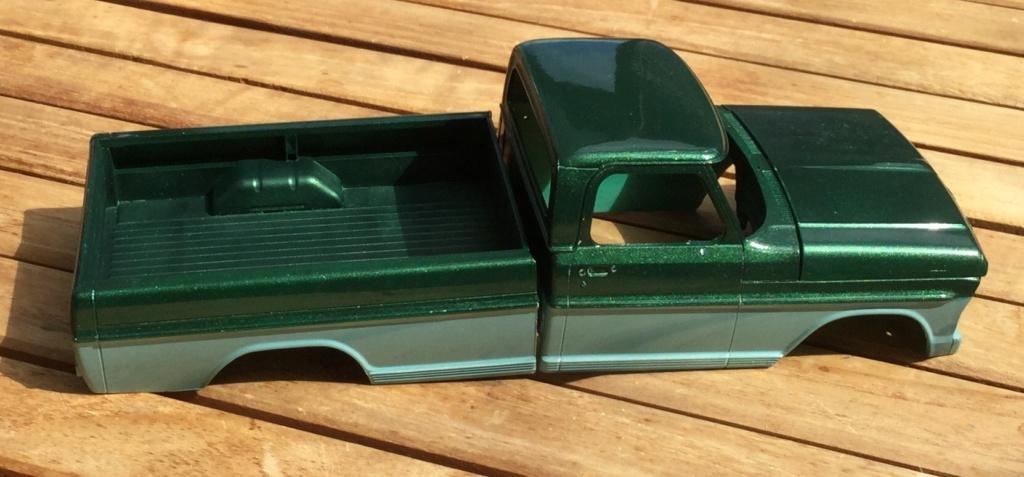 Ford Ranger 71 Moebius Img_6030