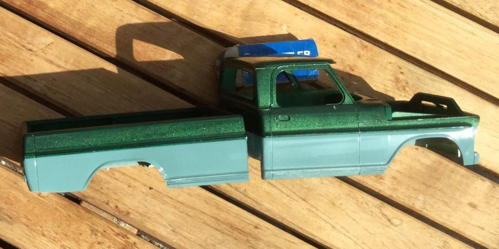 Ford Ranger 71 Moebius Img_6031