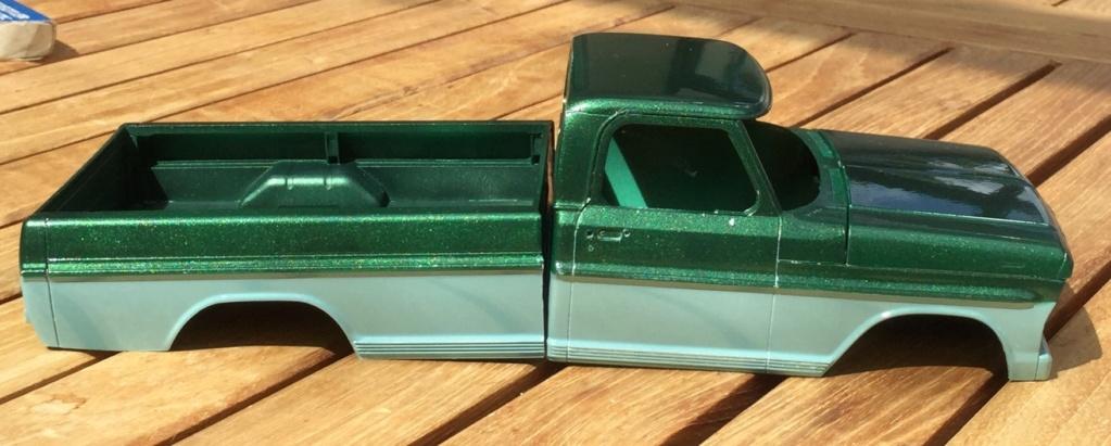Ford Ranger 71 Moebius Img_6032