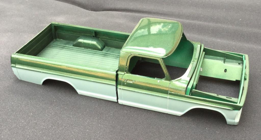 Ford Ranger 71 Moebius Img_6036