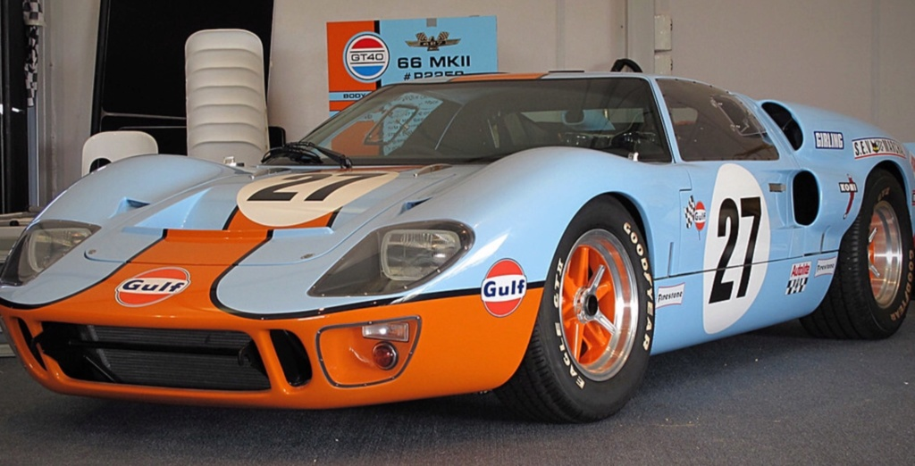 Ford GT40 MK2 1966 1:12 Img_9145