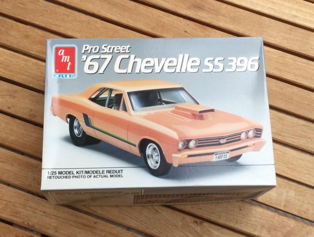 Chevelle prostreet 1967 [TERMINE] Img_9910