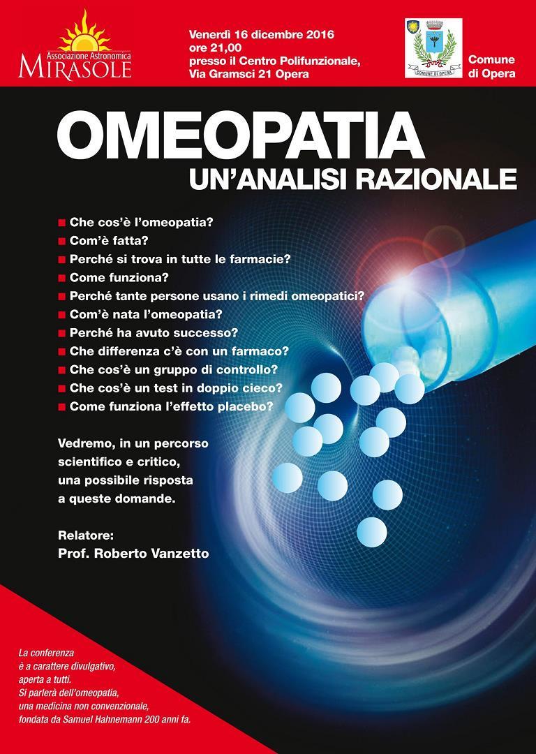 Conferenza su Omeopatia e scienze alternative Omeopa10