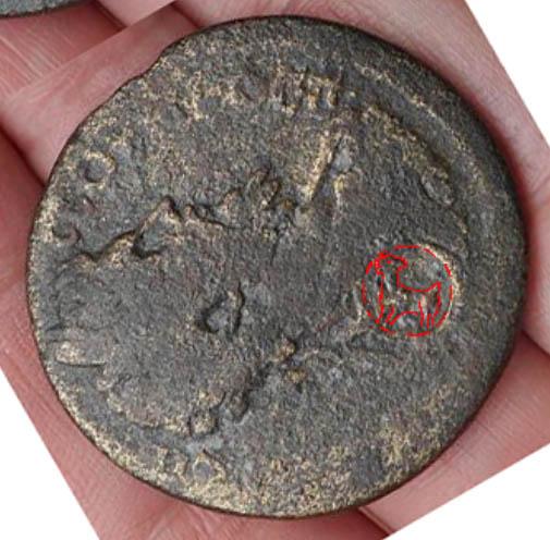 Septimus, Grand bronze de Colophon à finir d'identifier Poinyo10