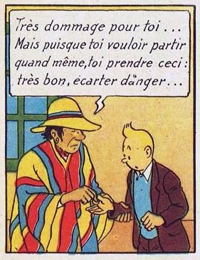 [Jeu] Association d'images - Page 3 Tintin10