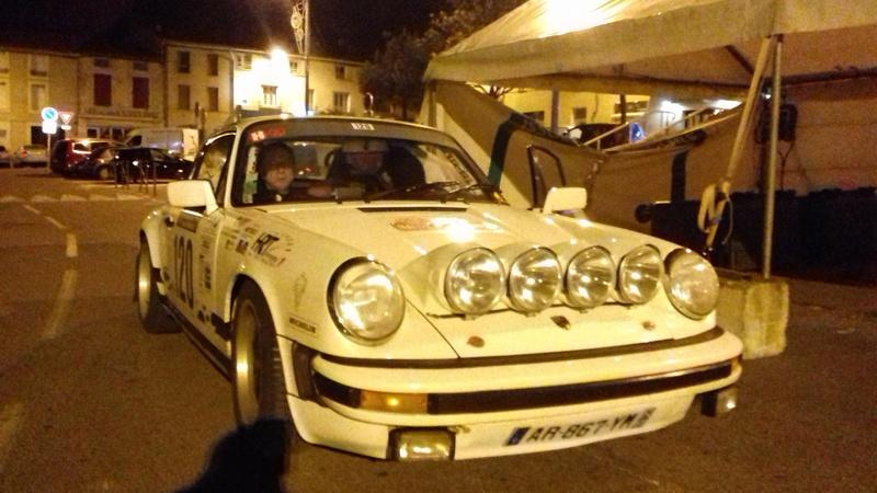 Rallye Monte-Carlo historique Castelnaudary 27/01/2016 20170128