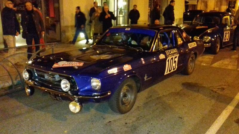 Rallye Monte-Carlo historique Castelnaudary 27/01/2016 20170133