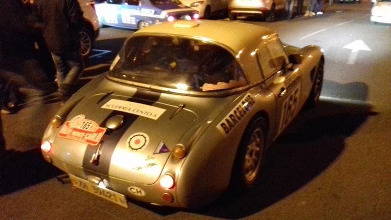 Rallye Monte-Carlo historique Castelnaudary 27/01/2016 20170134