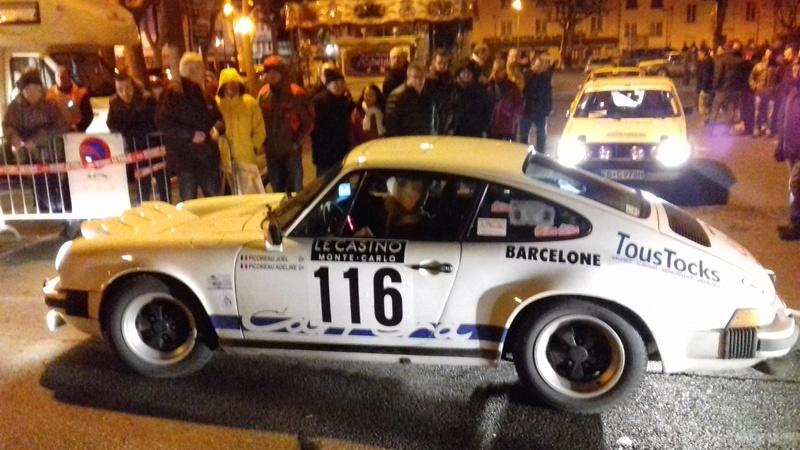 Rallye Monte-Carlo historique Castelnaudary 27/01/2016 20170136