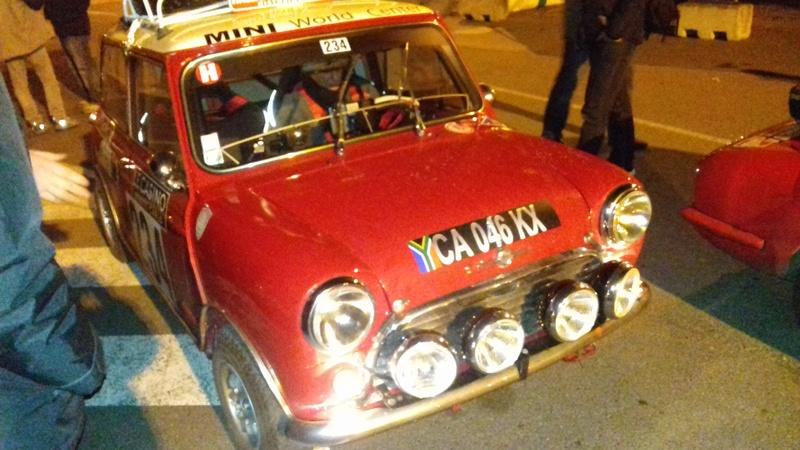 Rallye Monte-Carlo historique Castelnaudary 27/01/2016 20170137