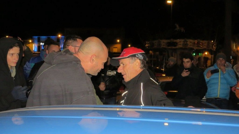 Rallye Monte-Carlo historique Castelnaudary 27/01/2016 Img_6314