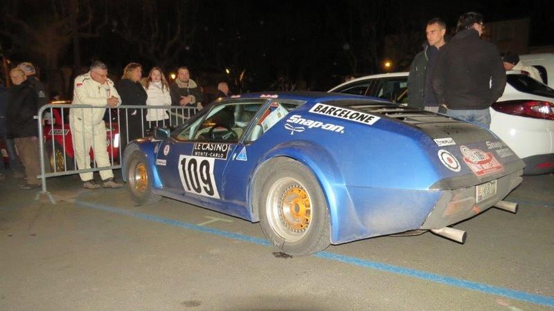 Rallye Monte-Carlo historique Castelnaudary 27/01/2016 Img_6416