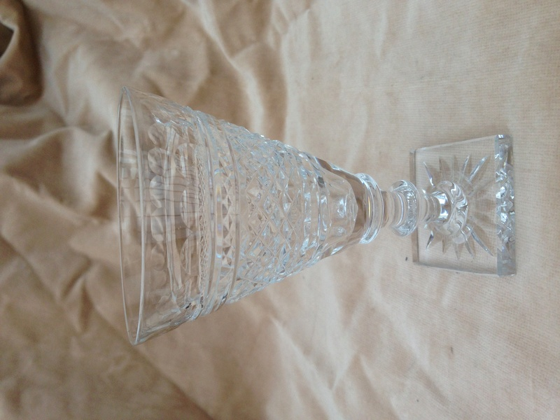 Cut glass rummer? Any idea of age please? Img_1810