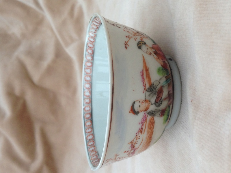 Chinese Qianlong export porcelain  Img_1818