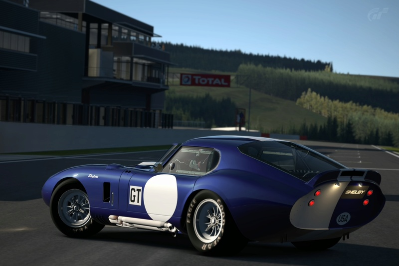 [17/01] Super Endurance #2 - Shelby Cobra Daytona @Spa Circui11