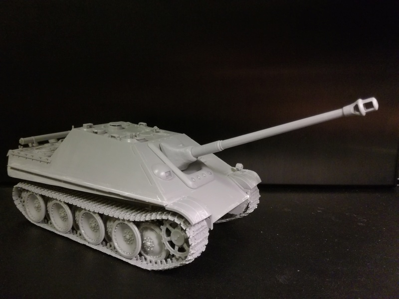 Jagdpanther SDKFZ 173 - DRAGON - 1/35e Img_2010
