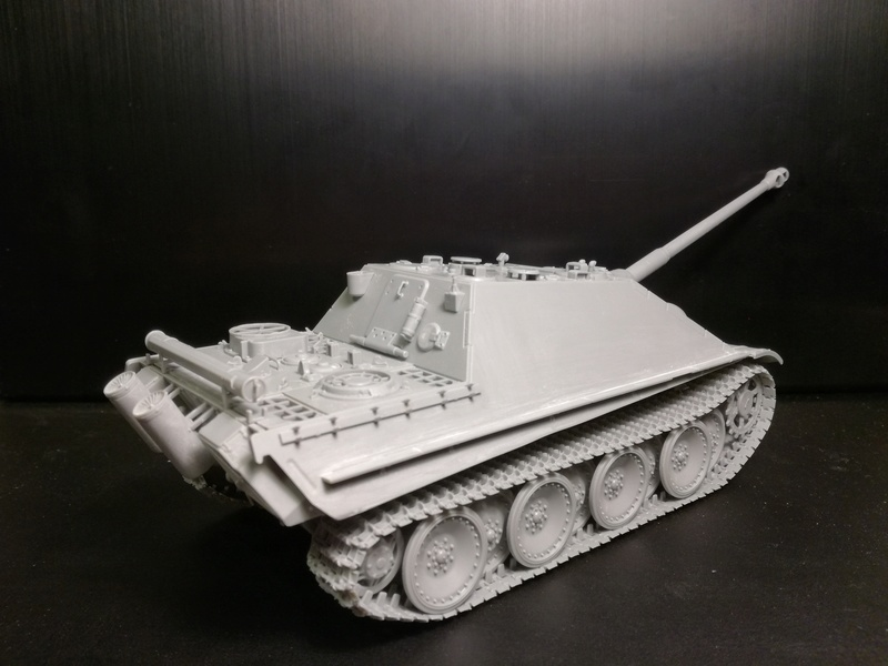 Jagdpanther SDKFZ 173 - DRAGON - 1/35e Img_2013