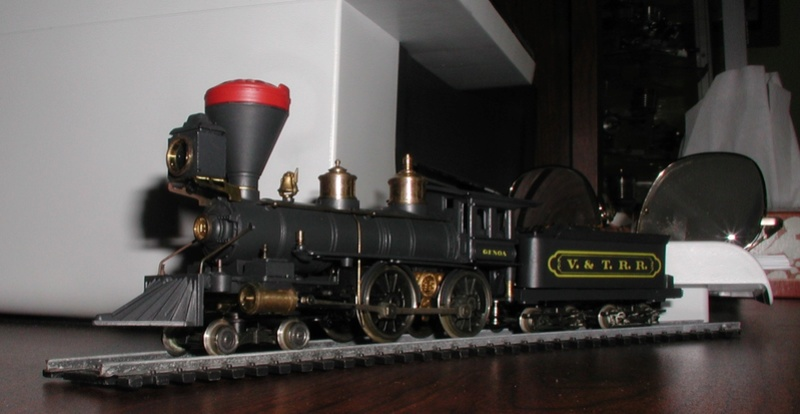 Run an .049 on steam? Genoa_12