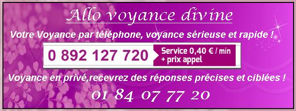 allo voyance divine 0892 127 720 (0.40mn) Allo_v11