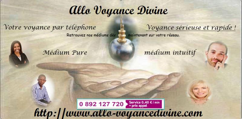 allo voyance divine 0892 127 720 (0.40mn) Bannie12