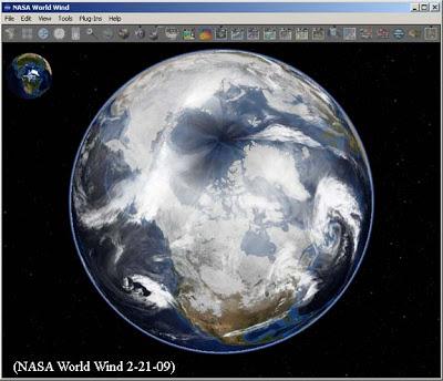 Activation des reliefs sur Google Earth 10616810