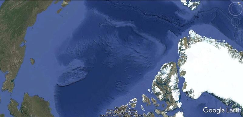 Activation des reliefs sur Google Earth 254