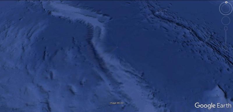 Activation des reliefs sur Google Earth 255