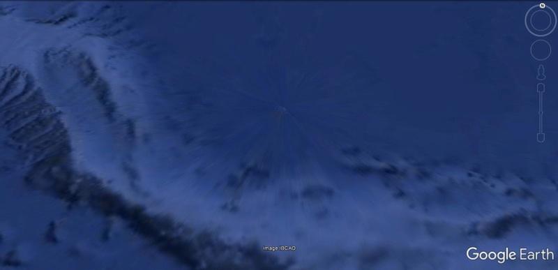 Activation des reliefs sur Google Earth 256