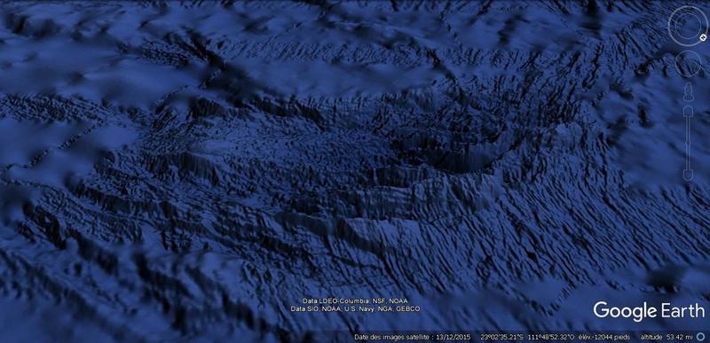 Activation des reliefs sur Google Earth Images10