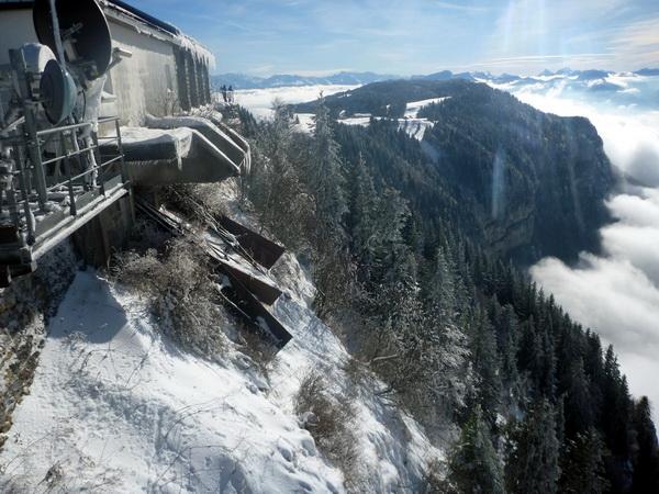 Réaménagement secteur Observatoire - Le Revard (Savoie Grand Revard)  16-11-10