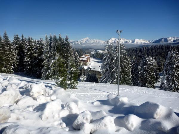Réaménagement secteur Observatoire - Le Revard (Savoie Grand Revard)  16-11-11