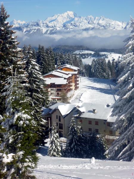 Réaménagement secteur Observatoire - Le Revard (Savoie Grand Revard)  16-11-12